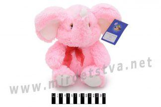 Игрушка розовый слон Масяня В218