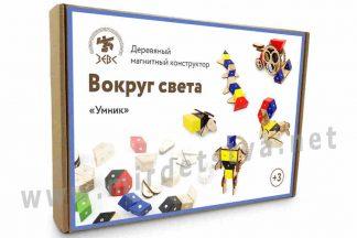 Конструктор Умник ТМ Zevs-toys У-52 52 детали