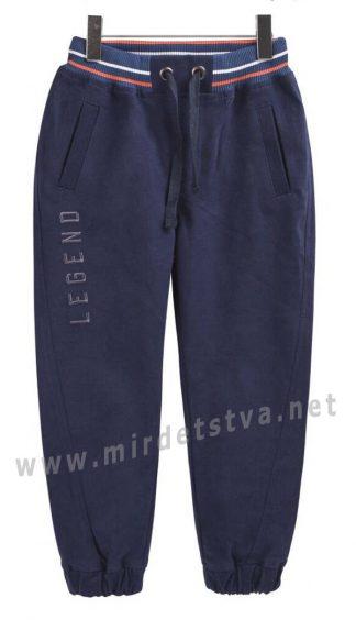 Коттоновые брюки для мальчика Бемби ШР566