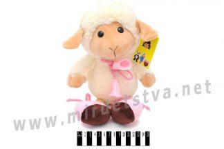 Милая мягкая овечка В225 Масяня