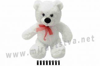 Мишка Тедди №0 белый B030 Масяня