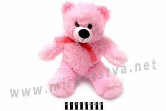Мишка Тедди №0 розовый B030 Масяня