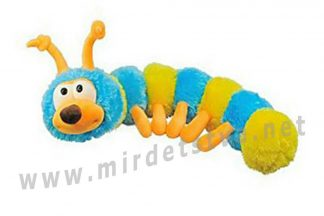 Мягкая игрушка гусеница В083 Масяня