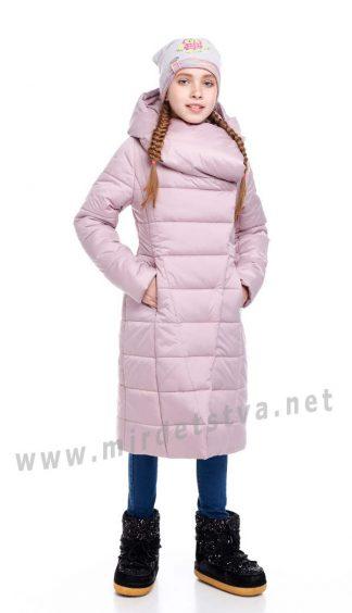 Зимнее пальто для девочки Origa Комильфо