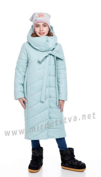 Зимнее пальто для девочки Origa Вероника
