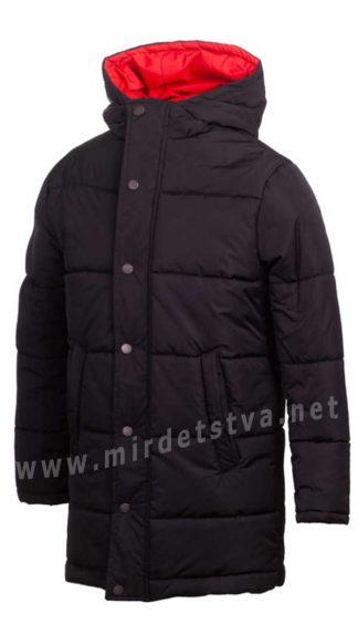 Модная подростковая куртка для мальчика Alfonso Oscar KR-07/2B