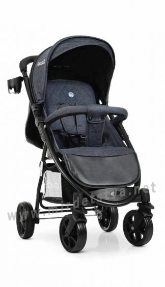 Детская коляска EL CAMINO M 3409L Favorit Dark Gray
