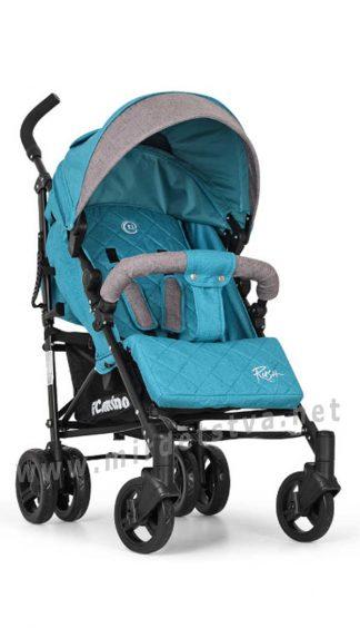 Детская коляска трость EL CAMINO ME 1013L Rush Turquoise