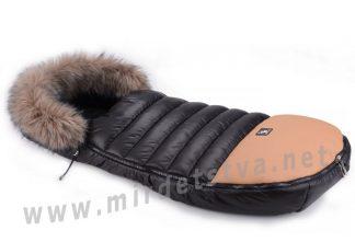 Детский зимний конверт Cottonmoose Alaska Premium 729 65 107 143 brown
