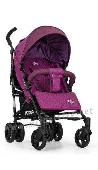 Коляска детская EL CAMINO ME 1013L Rush Ultra Violet