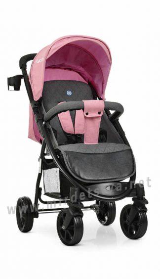 Коляска для малыша EL CAMINO M 3409L Favorit Pale Pink