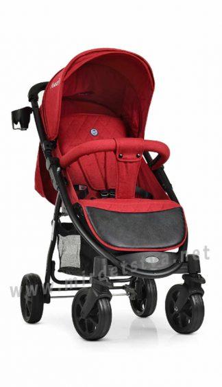 Прогулочная коляска EL CAMINO M 3409L Favorit Crimson