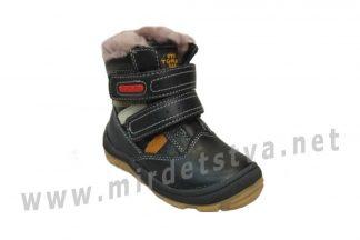 Зимние кожаные ботиночки для малыша TOM.M C-T8334-2