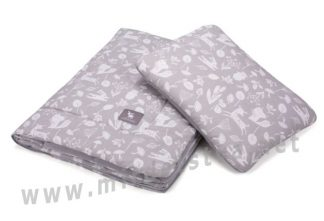 Детская подушка и плед Cottonmoose Cotton Velvet 408/130/117