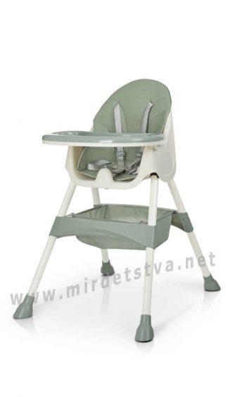 Детский стул для кормления Bambi M 4136 Olive