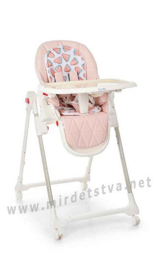 Детский стульчик EL CAMINO ME 1037 Crystal Watermelon Pink