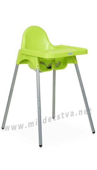 Детский стульчик для кормления Bambi M 4209 Green