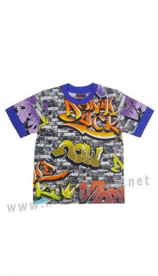 Хлопковая футболка Cegisa 9796 для мальчика