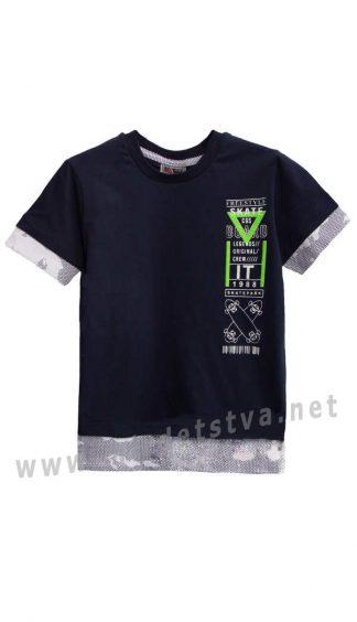 Качественная футболка для мальчика Cegisa 9474