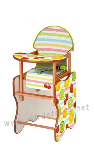 Комфортный стул для кормления Bambi М V-112-79 PU