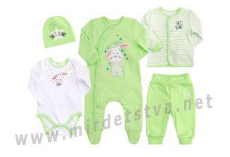 Комплект для малышей Бемби КП218