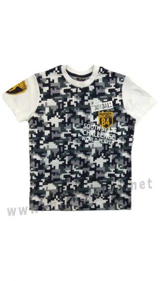 Красивая футболка для мальчика Cegisa 9732