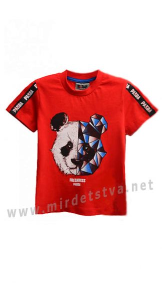Красивая модная футболка Cegisa 9514