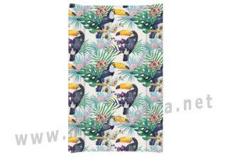 Матрас для пеленания малыша Ceba Baby Flora and Fauna 50×80