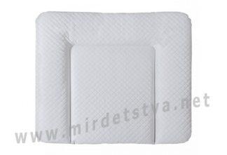 Матрас пеленальный Ceba Baby Caro 85×72 см серый