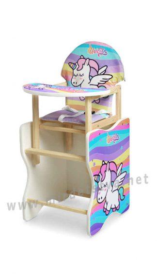 Милый столик для кормления Bambi М V-112-77 PU