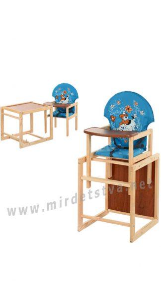 Милый стульчик для кормления Vivast М V-010-25-6
