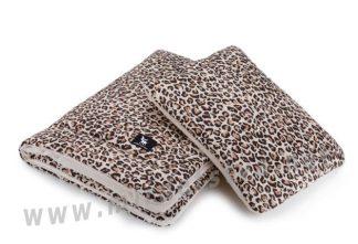 Плед с подушкой Cottonmoose Cotton Velvet 408/79/118