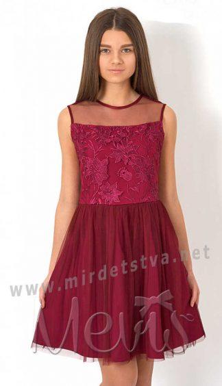 Подростковое нарядное платье Mevis 2792-03