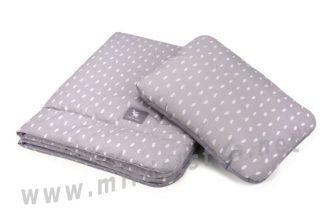Подушка с пледом Cottonmoose Cotton Velvet 408/133/117 для малыша
