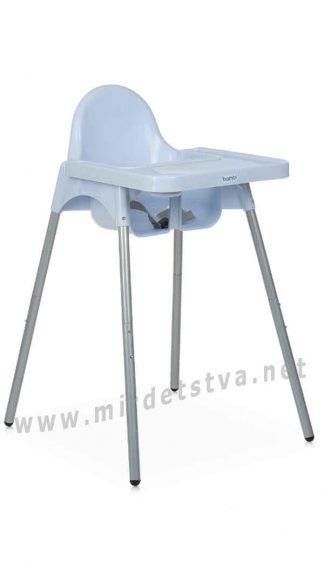 Серый столик для кормления Bambi M 4209 Gray