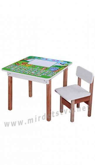 Столик и один стульчик для занятий Bambi F09-6