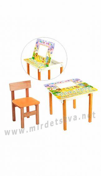Столик и стульчик для занятий Bambi F09-2