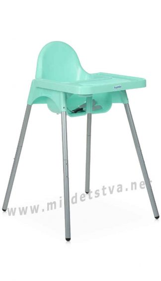 Стульчик для кормления Bambi M 4209 Mint