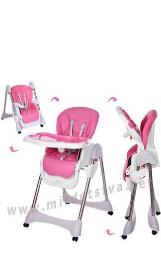 Стульчик для кормления девочки Bambi M 3216-2-8
