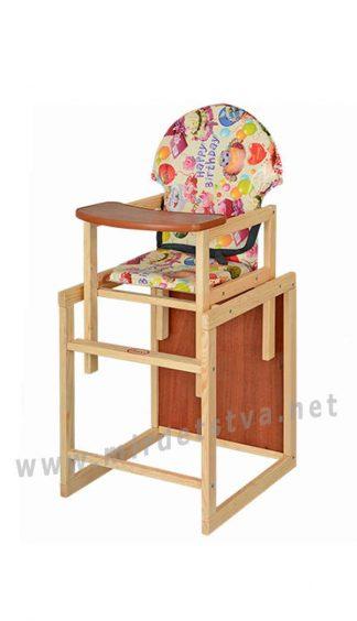 Стульчик для кормления ребенка Vivast М V-002-11
