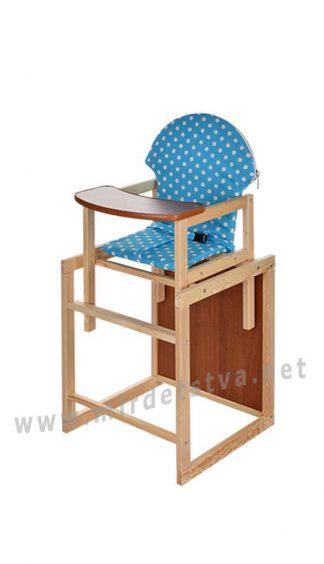 Стульчик для кормления ребенка Vivast M V-002-22