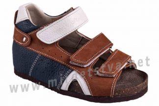 Удобные сандалии на пробковой подошве ортопедия 4Rest Orto 07-008