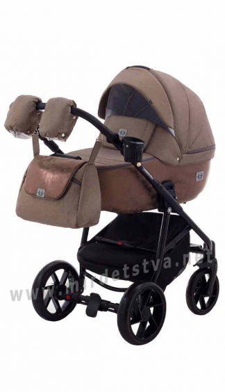 Детская коляска 2в1 Adamex Hybryd Plus BR279