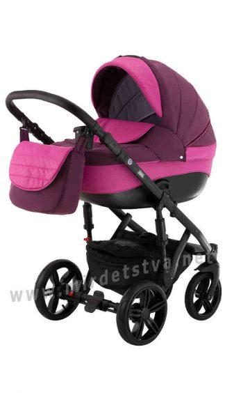 Детская коляска прогулочная Adamex Prince X-28 2в1