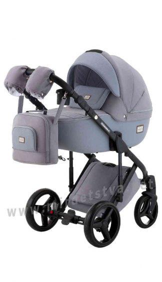 Детская прогулочная коляска Adamex Luciano CR227 2в1