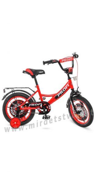 Детский двухколесный велосипед Profi 14 дюймов Y1446
