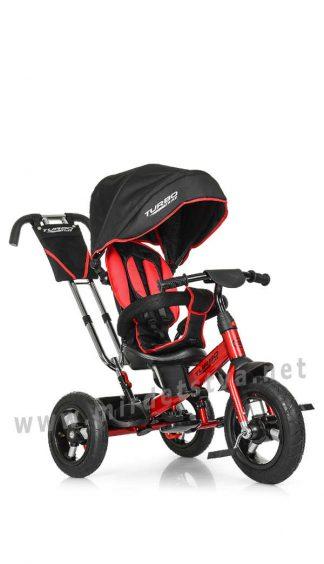 Детский велосипед Turbo Trike M 4059-3 трехколесный