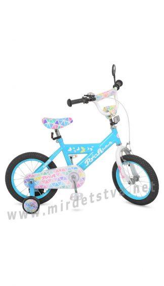 Двухколесный велосипед Profi 14д. L14133 детский