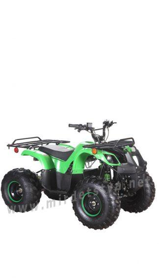 Электроквадроцикл Rover Juke green