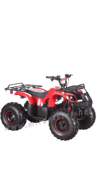 Электроквадроцикл для подростков Rover Juke red
